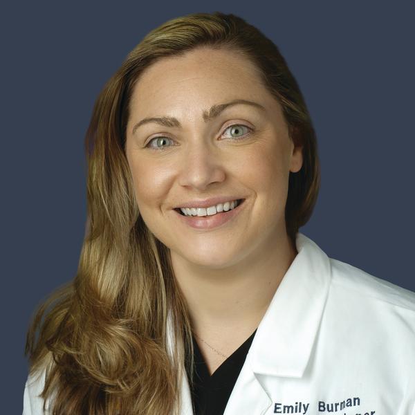 Emily S. Burman, CRNP