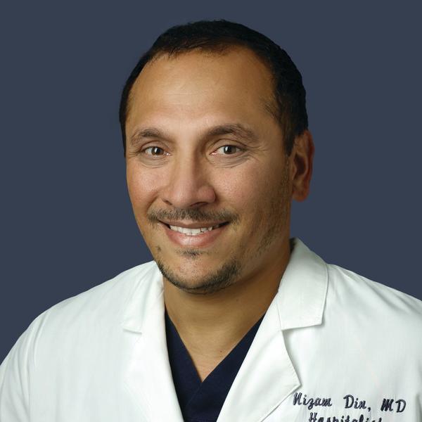Dr. Nizam Ud Din, MD