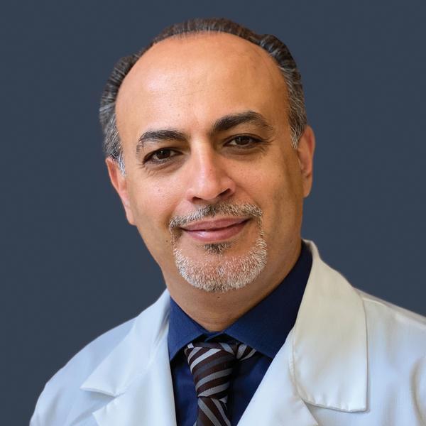 Dr. David Ghadisha, MD
