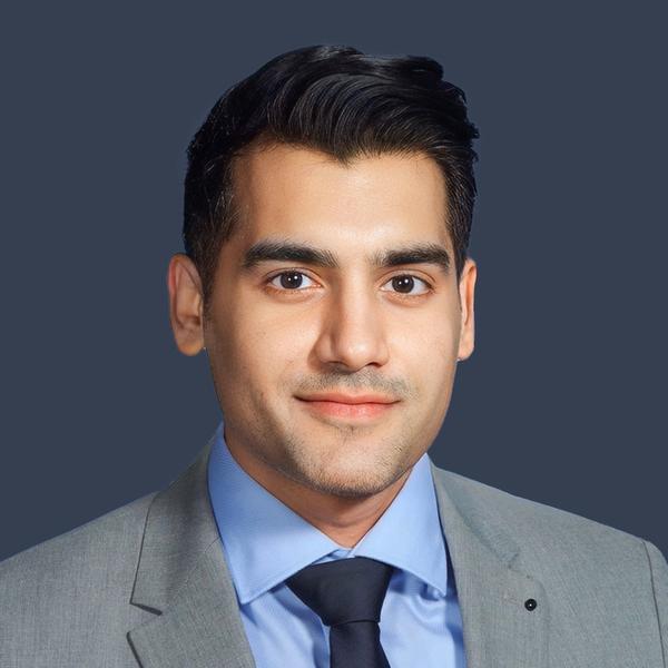 Dr. Syed Waqas Haider, MD