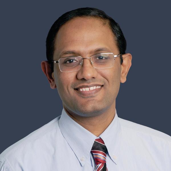 Dr. Ajoy Chandapillai Karikkineth, MD