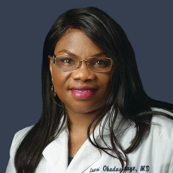 Dr. Iseri F. Obadaseraye, MD