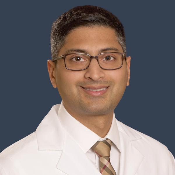 Dr. Ronak K. Patel, MD