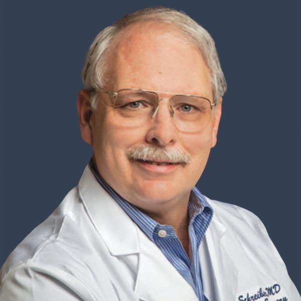 Alan George Schreiber, MD
