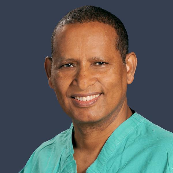 Dr. Tsegazeab Tesfamariam, MD