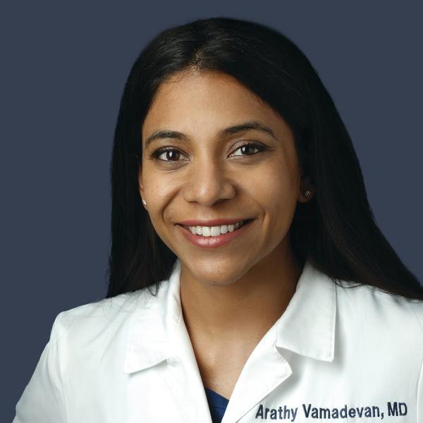 Dr. Arathy Vamadevan, MD